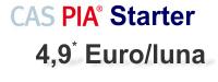 Pachet CAS PIA Starter Incepand cu a 4-a luna devine 7,9 Euro/luna
